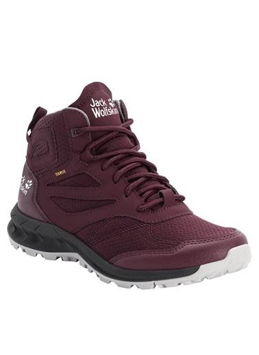 Jack Wolfskin Outdoor Ayakkabı Bordo